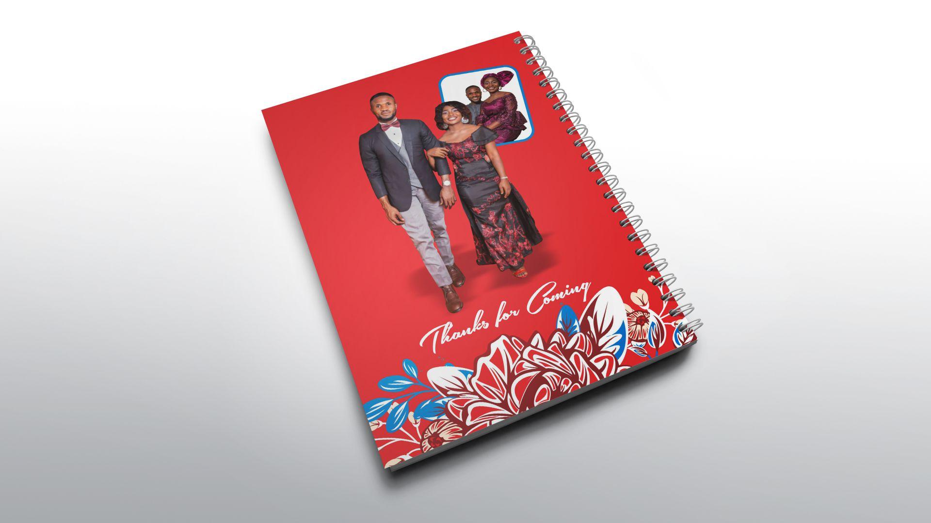 Spiral Notebooks Design & Best Quality Print in Lagos Nigeria