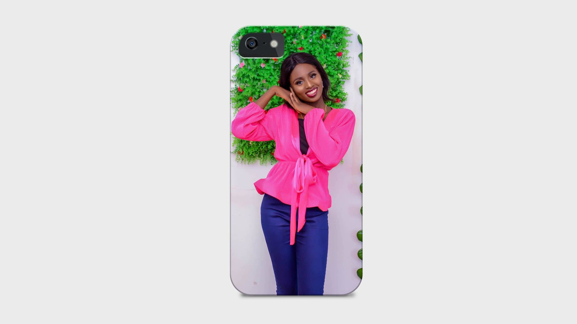 Personalized Phone Case/Pouch in Lagos Nigeria