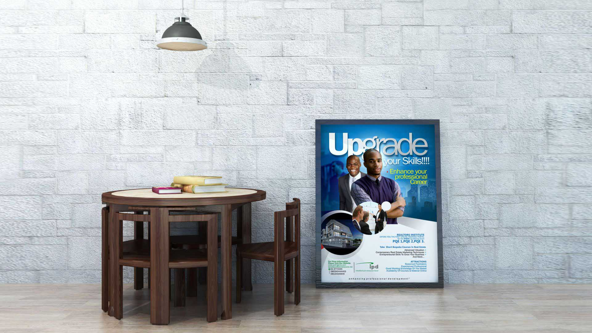 Poster Design and Printing in Lagos Nigeria