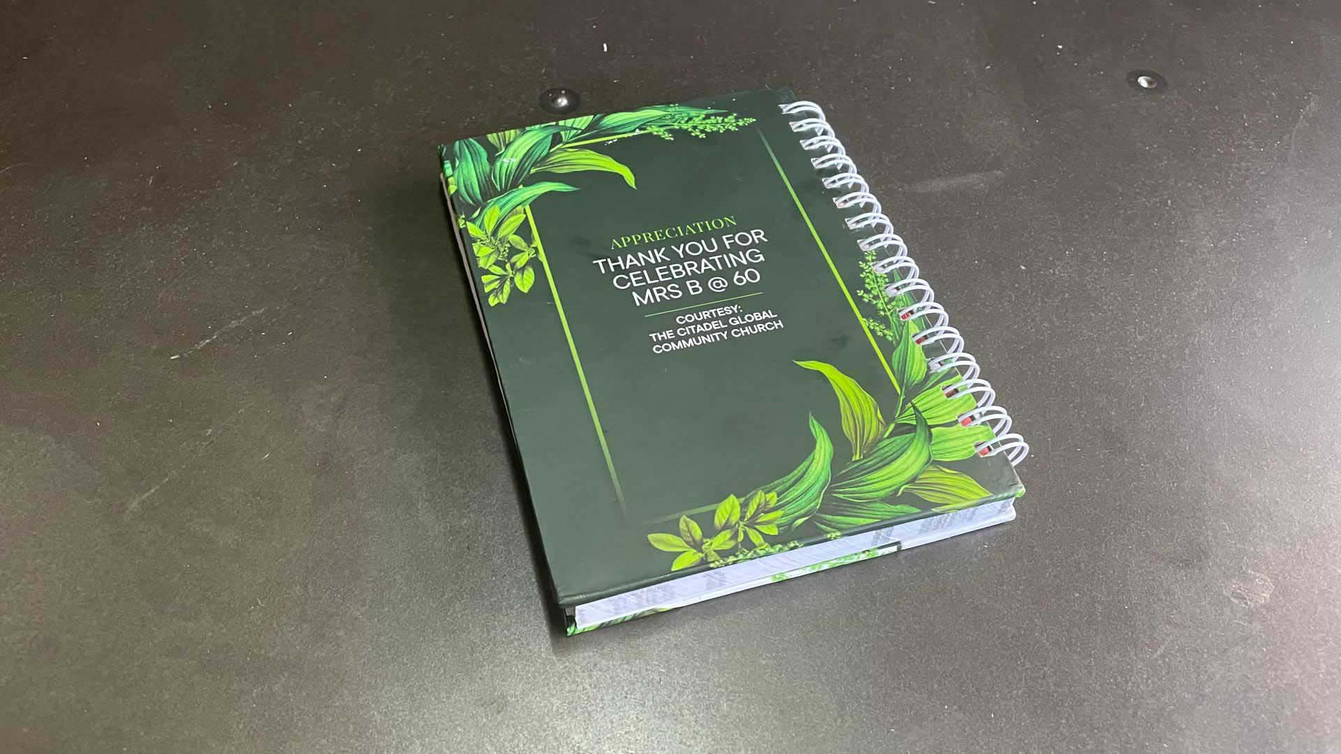 Notepad Design and Printing in Lagos Nigeria