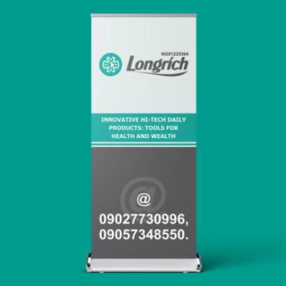 roll up banners printing in lagos nigeria