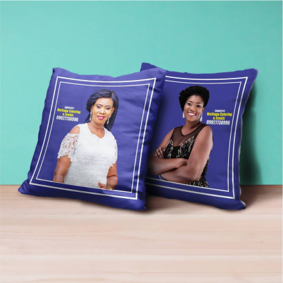 quality throw pillow branding in lagos nigeria
