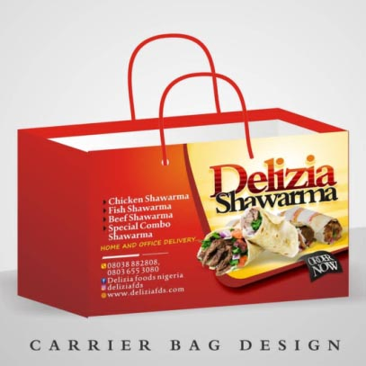 print made easy in lagos nigeria carrier bags